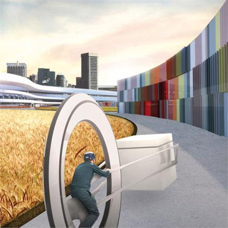 Höweler + Yoon Architecture wins Audi Urban Future Award 2012