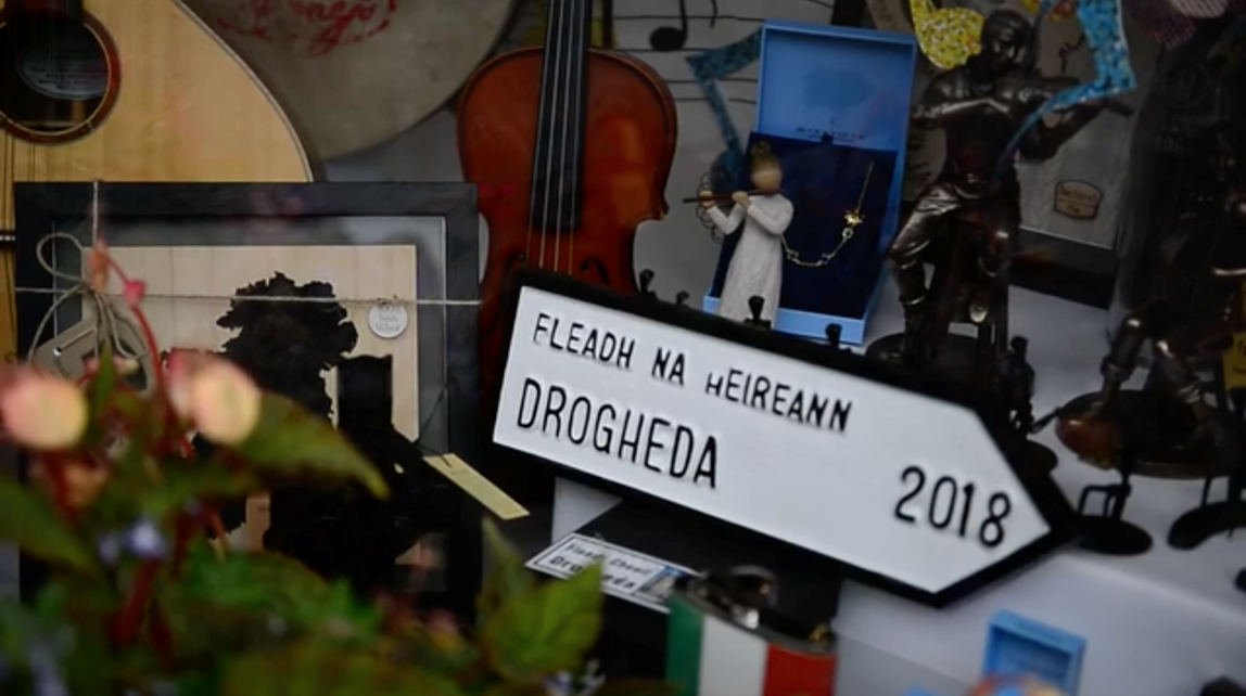 Music, song, ceilis and craic, welcome to the Fleadh Cheoil