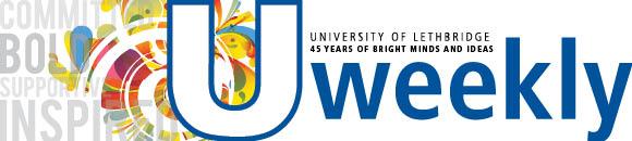 University of Lethbridge UWeekly