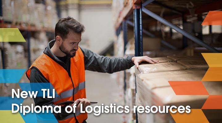 NEW Diploma of Logistics resources