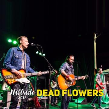 image of band The Dead Flowers