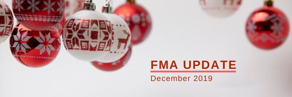 FMA Update November 2019