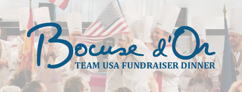 Support Team USA's bid at the international Bocuse d'Or Competition at Lake Park Bistro