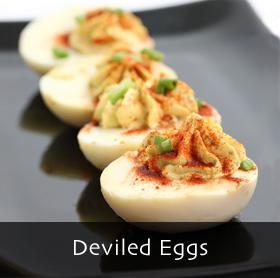 Deviled Eggs alla Nonna Flora