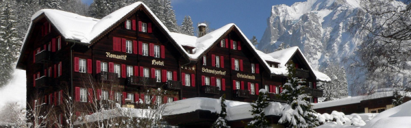 Christmas in the Swiss Alps Tour