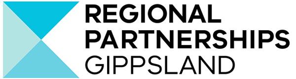 Gippsland Regional Partnerships logo