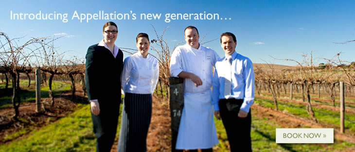 Introducing Appellation's new generation...