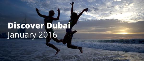 Discover Dubai January 2016