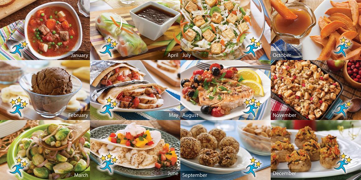 2015 Recipe Images