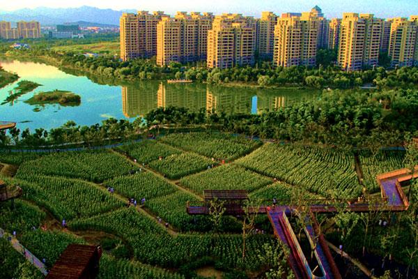 Luming Park, China