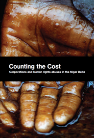 Image of front cover for Platform report: Counting the Cost
