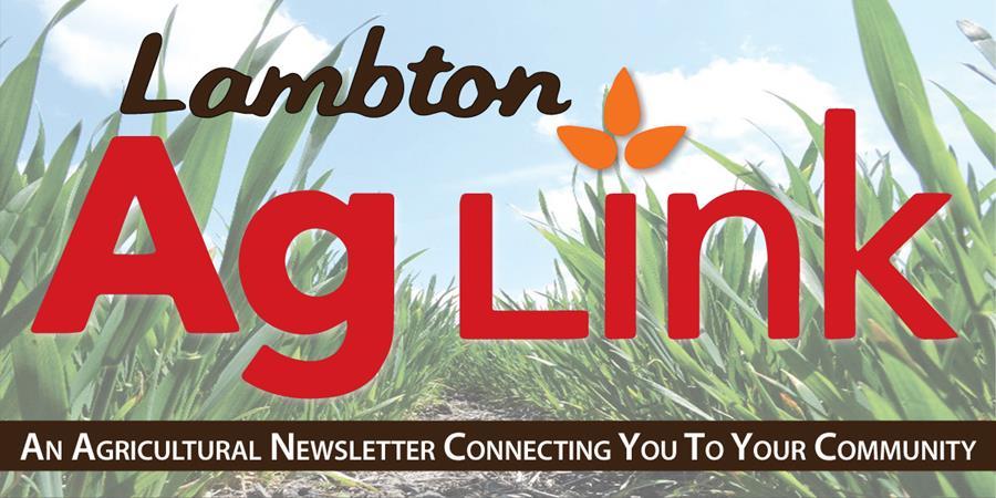 Lambton Ag Link Newsletter