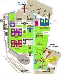 Centre Hospitalier Alpes Isère, Saint Egrève (38) Suivi des travaux du Plan directeur