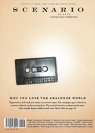 SCENARIO 05:2012 - why you love the analogue world