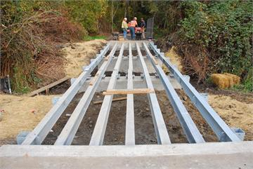 The 'missing link' of the Fanno Creek Trail is near completion.
