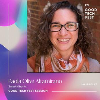 Paola Oliva Altamirano, Our Community