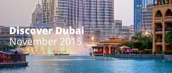 Discover Dubai November 2015