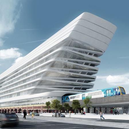 Zaha Hadid and Herzog & de Meuron shortlisted for Melbourne station overhaul