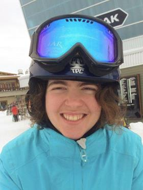 Special Olympics BC – Whistler Valley athlete Sarah Colpitts
