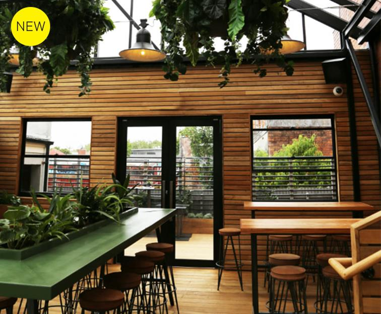 We discover a hidden pocket of Grey Lynn that's been transformed into an inviting bar and kitchen