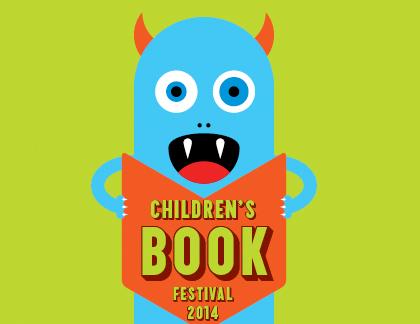 Children's Book Festival 2014 - Monster!