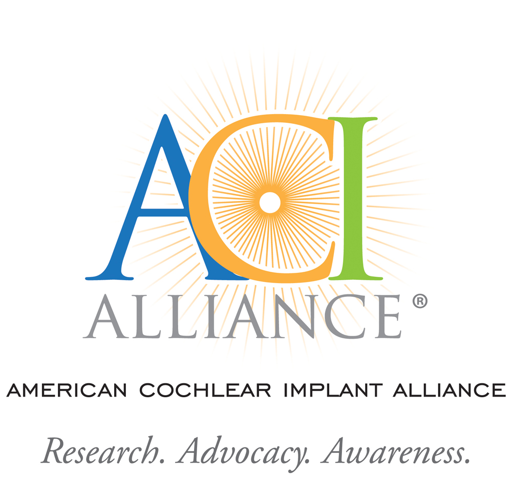 American Cochlear Implant (ACI) Alliance Logo