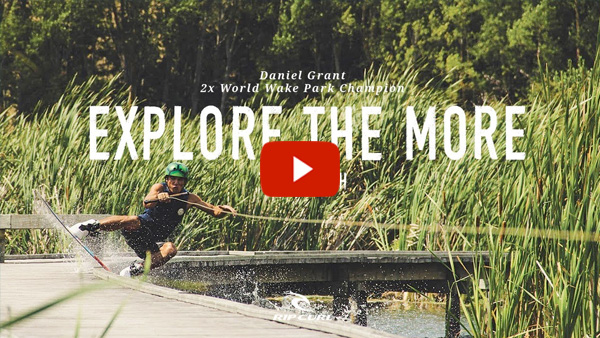 Explore The More - Daniel Grant