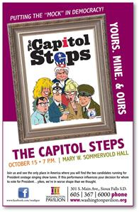 The Capitol Steps!