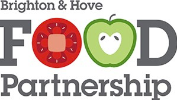 :Logo of Brighton and Hove Food Partnership