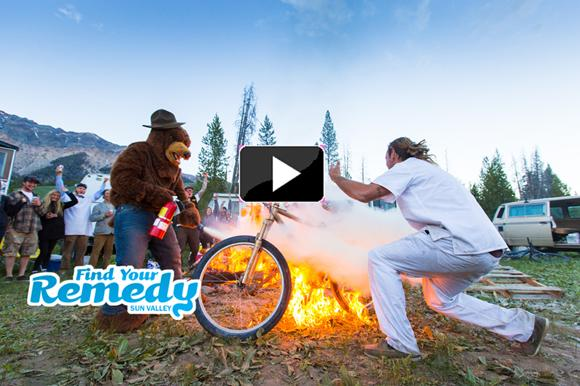 The Sun Valley SingleTrack Remedy Full Length Film is Now Available