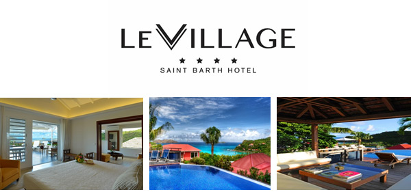 LeVillage - Saint Barth Hotel