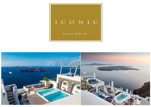 Iconic Santorini - A Timeless Experience Recognized