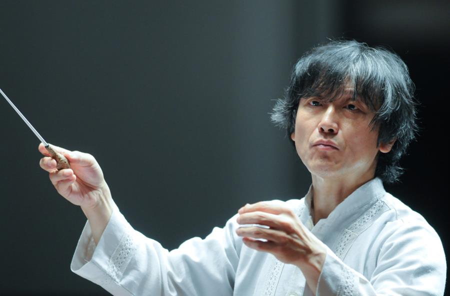 Kazushi Ono celebrates his 60th birthday on 4th March, with a performance in Tokyo