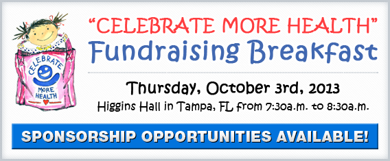 Celebrate MORE HEALTH Fundraising Breakfast