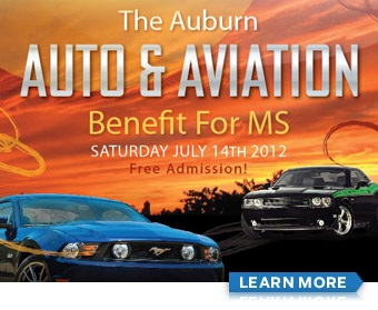 Auburn Auto & Aviation Benefit Show