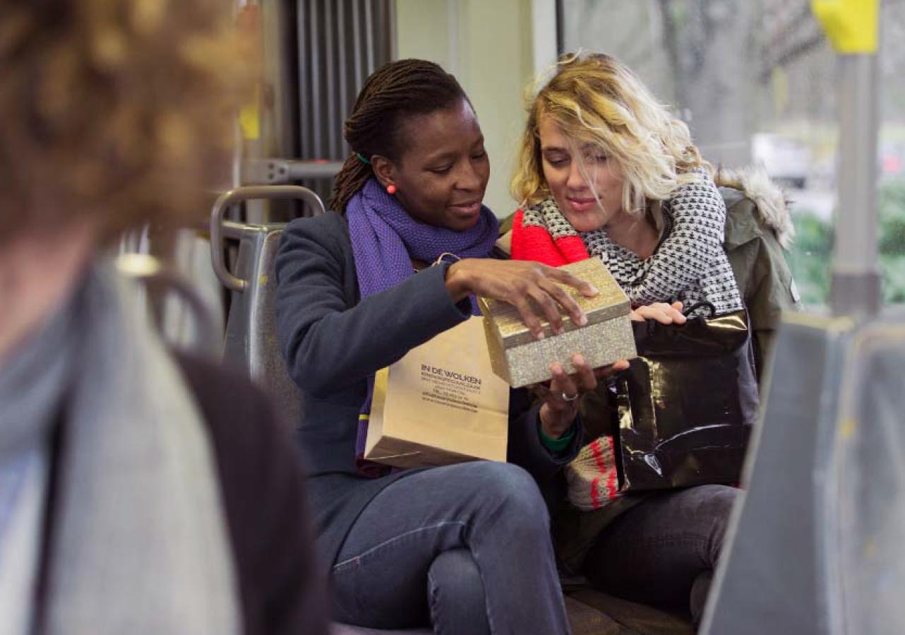 Gratis openbaar vervoer op koopzondagen in Gent