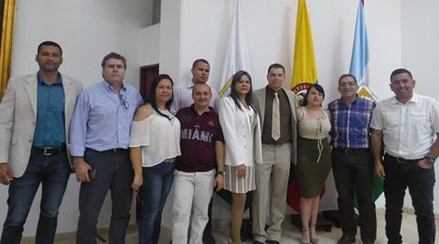 Les syndicats municipaux de Colombie négocient un accord tripartite de politique publique pour le travail digne et décent dans la municipalité de Bello