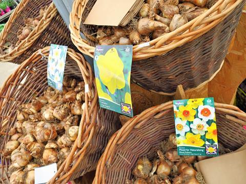 Bury Lane Farm Shop Bulbs