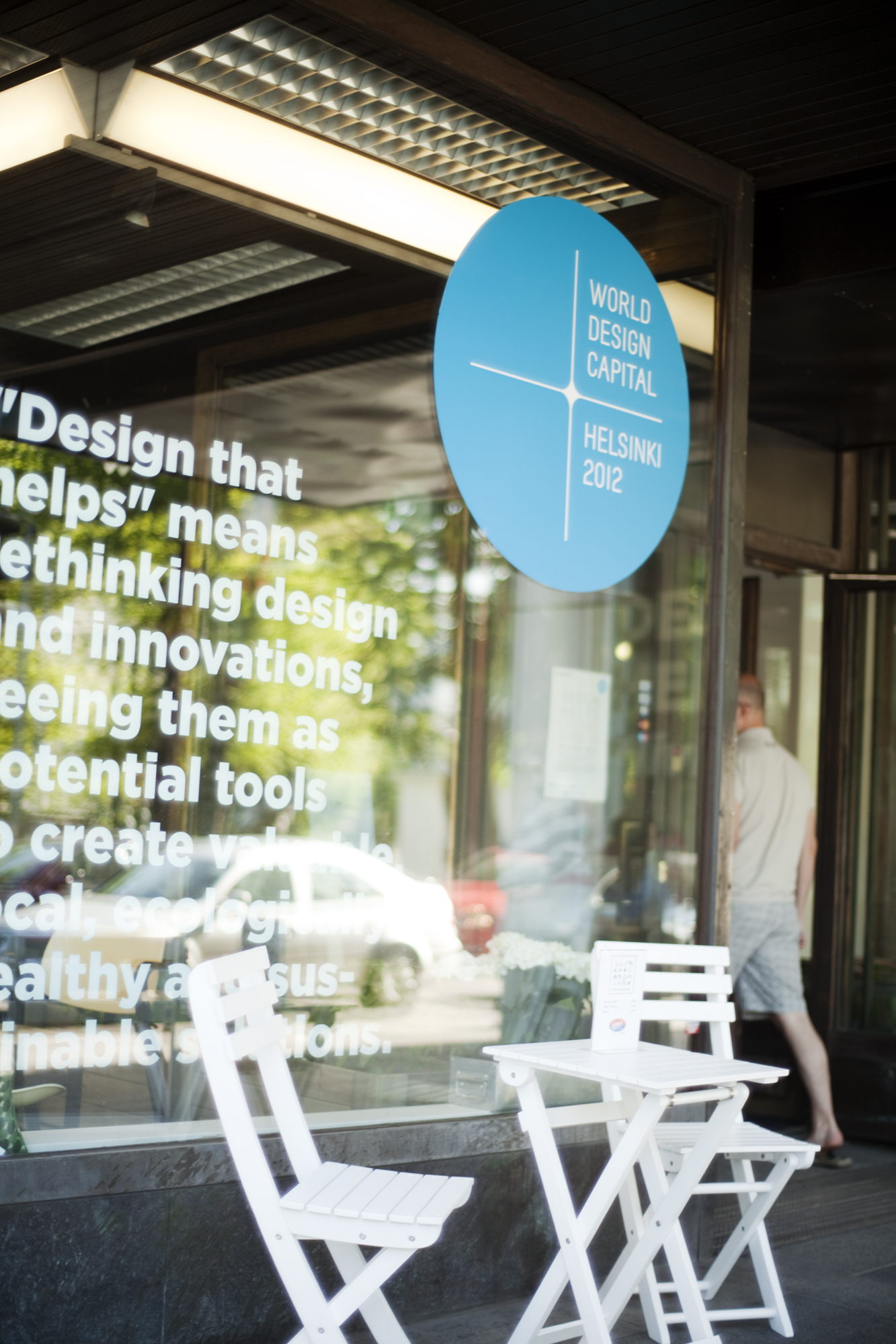 Our September newsletter tells you about a new online toolkit for public service development and the Matinkylä citizen service centre. We applaud World Design Capital Helsinki 2012, which has won a pr...