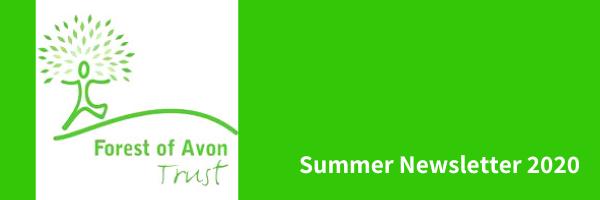 Forest of Avon Trust Summer News 2020