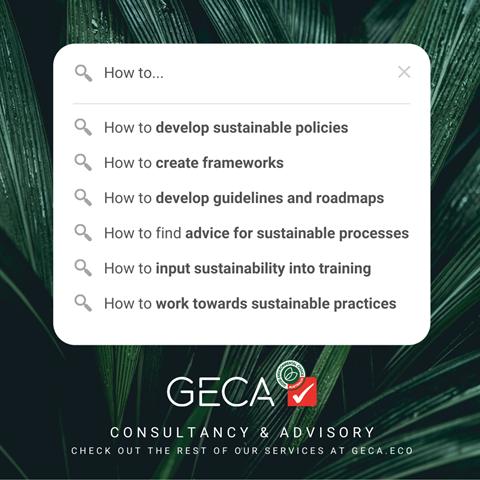 GECA Consultancy & Advisory Service