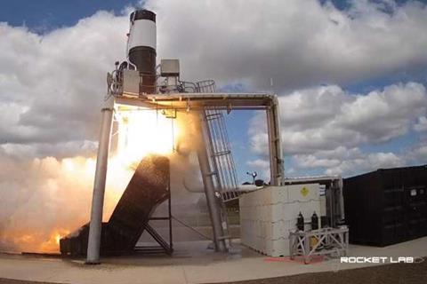 ROcket Lab launches Proxima satellites