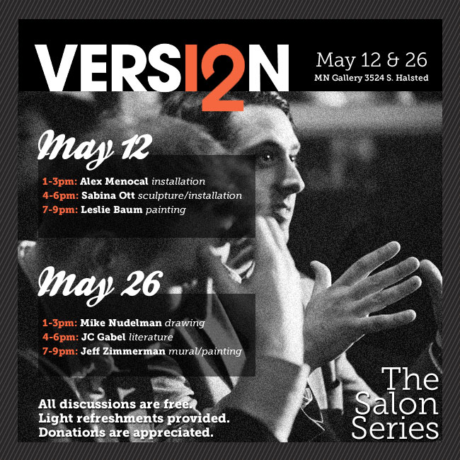 The Salon Series at Version Festival 12, Bridgeport