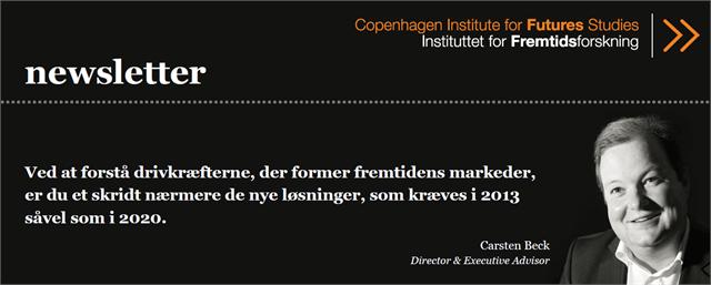 Carsten Beck - Director & Executive Advisor, CIFS