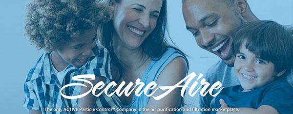 Announcing the SecureAire Platinum Dealer Direct Program