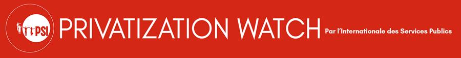 Privatization Watch - tous les numéros