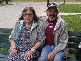 Special Olympics BC – Elk Valley athletes Janet and Wayne Gowanlock