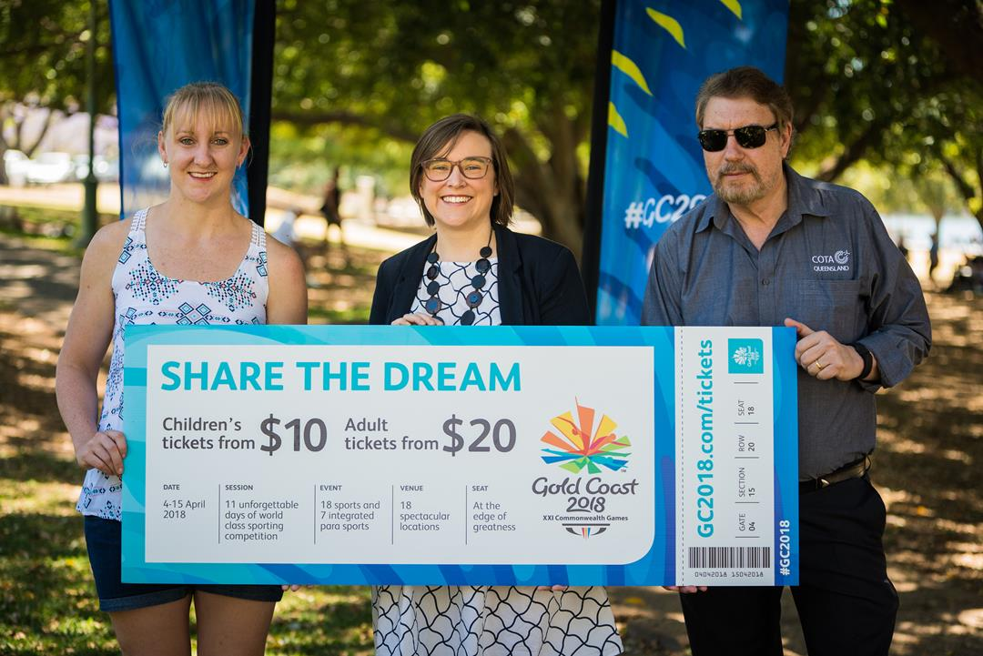 AFFORDABLE TICKET PRICES UNVEILED FOR GC2018