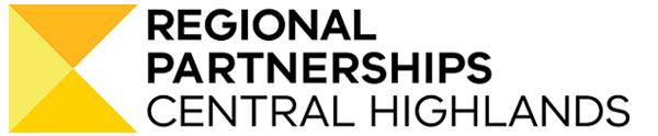 Central Highlands Regional Partnerships logo