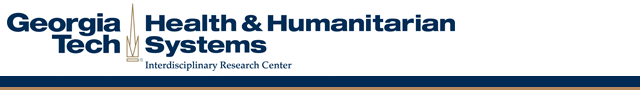 Georgia Tech Center for Health & Humanitarian Systems (HHS)